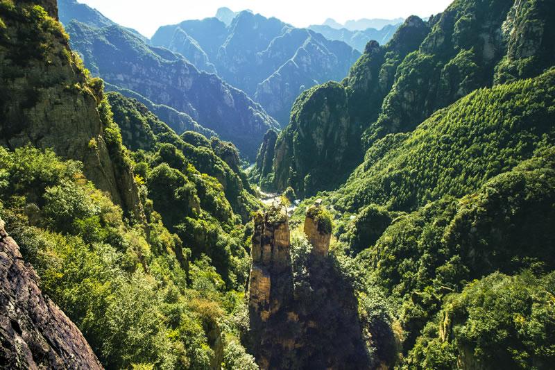 天云山旅游风景区欢迎您的到来
